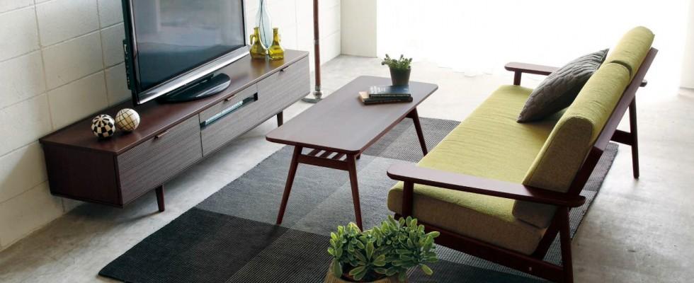 カリモクの家具